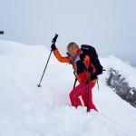 Gipfelspass Hengst in der Schrattenfluh